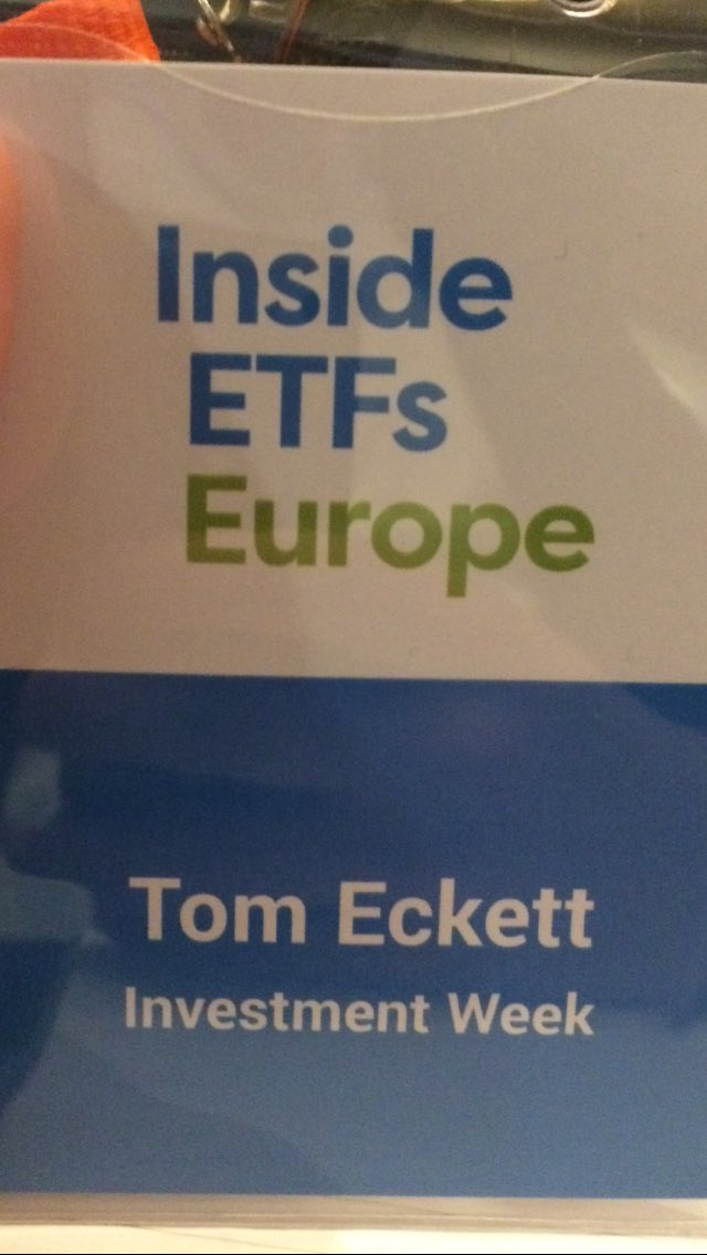 What a morning we&#39;ve got lined up @InsideETFs #InsideETF #conference <br>http://pic.twitter.com/avNbshbS6d