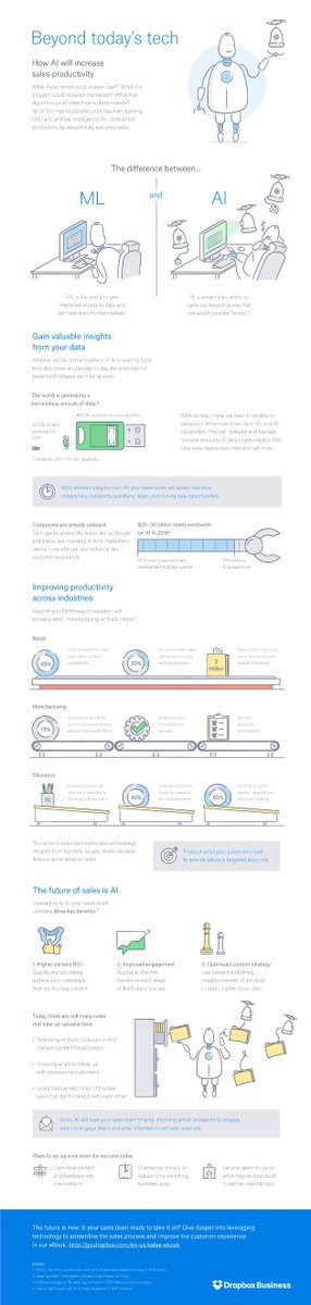 [ #AI ] #MachineLearning and #ArtificialIntelligence: The Difference, &amp; What They're For  #infographic   http:// ow.ly/2uOg30g4T7J  &nbsp;   #BigData #Ux <br>http://pic.twitter.com/kOcnReoche