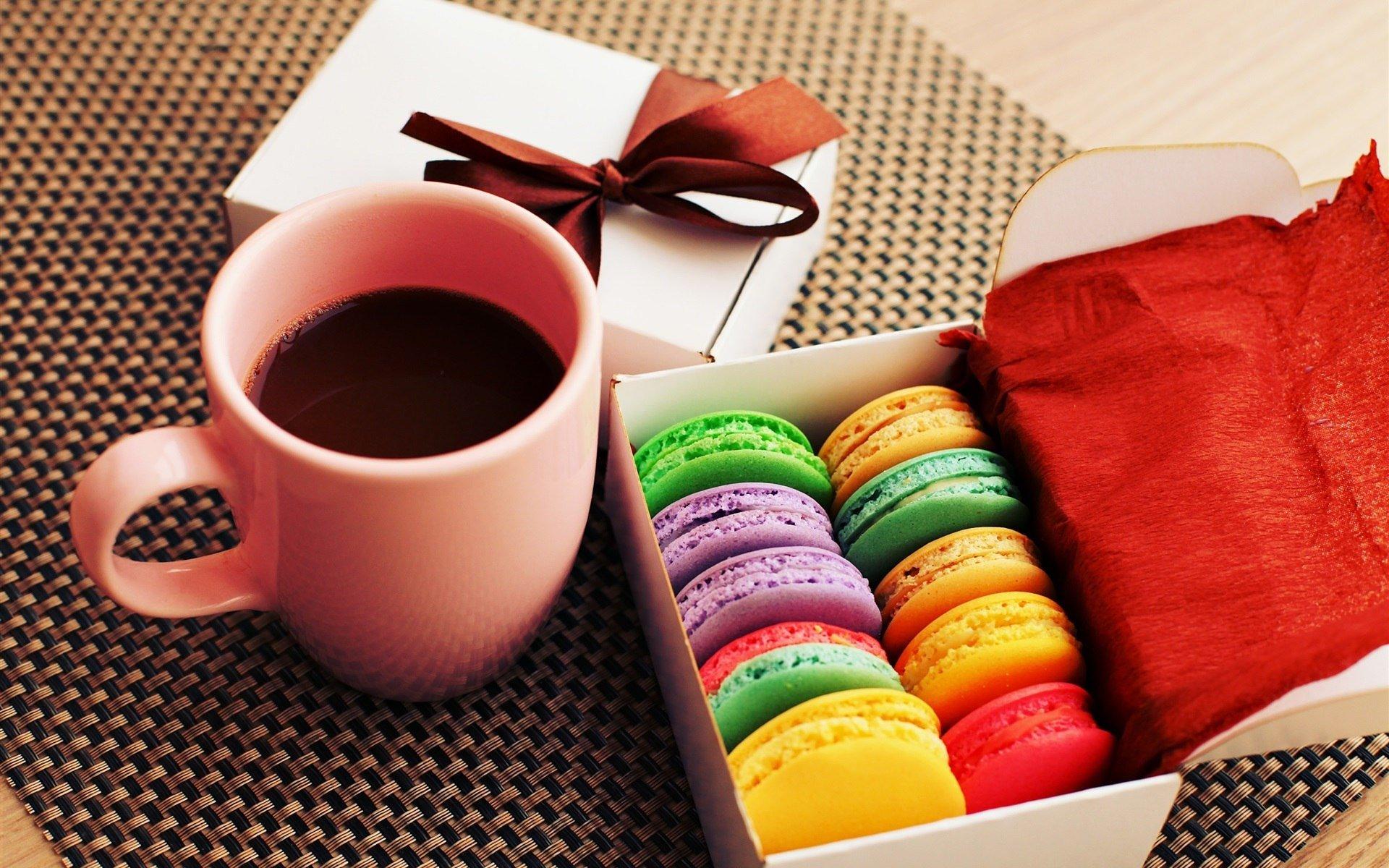 Яркие красочные картинки с добрым утром