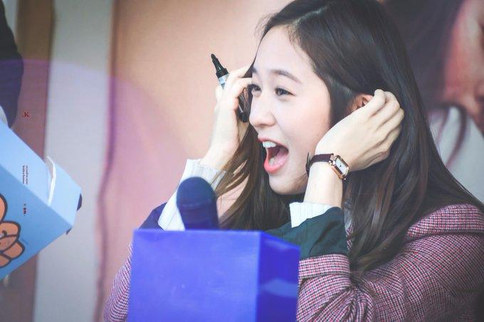Happy Birthday Krystal Jung