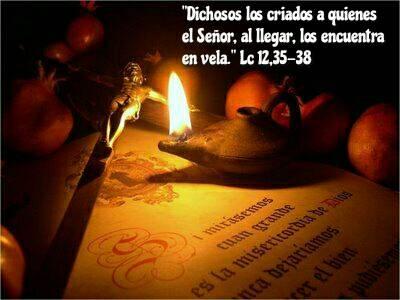 #ImagenDelDía #EvangelioDelDía Lc 12,35-...