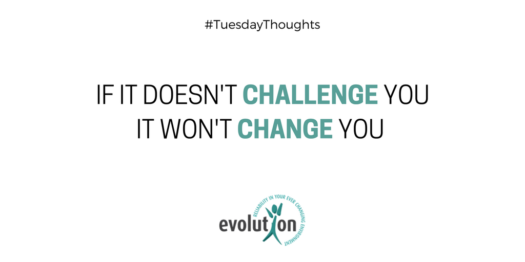 If it doesn&#39;t challenge you, It won&#39;t change you!  #TuesdayThoughts #quotes #makeyourownlane #startup #defstar5 #Mpgvip #spdc #GrowthHacking<br>http://pic.twitter.com/moeL7ejo4B