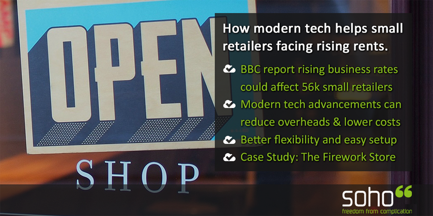 How technology advancements can help small retailers facing rising business rates reduce overheads + more:  http:// bit.ly/2gF0LRJ  &nbsp;   #ukbiz <br>http://pic.twitter.com/YI03cktlNX