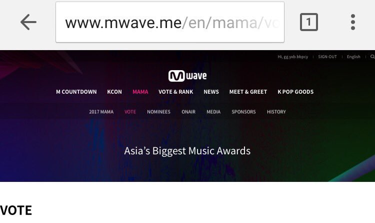 #EXO #KoKoBop #Power @weareoneEXO   We have two projects to vote, a MAMA an MMC, and don&#39;t forget to cast MMC <br>http://pic.twitter.com/cKCwsGAHfY