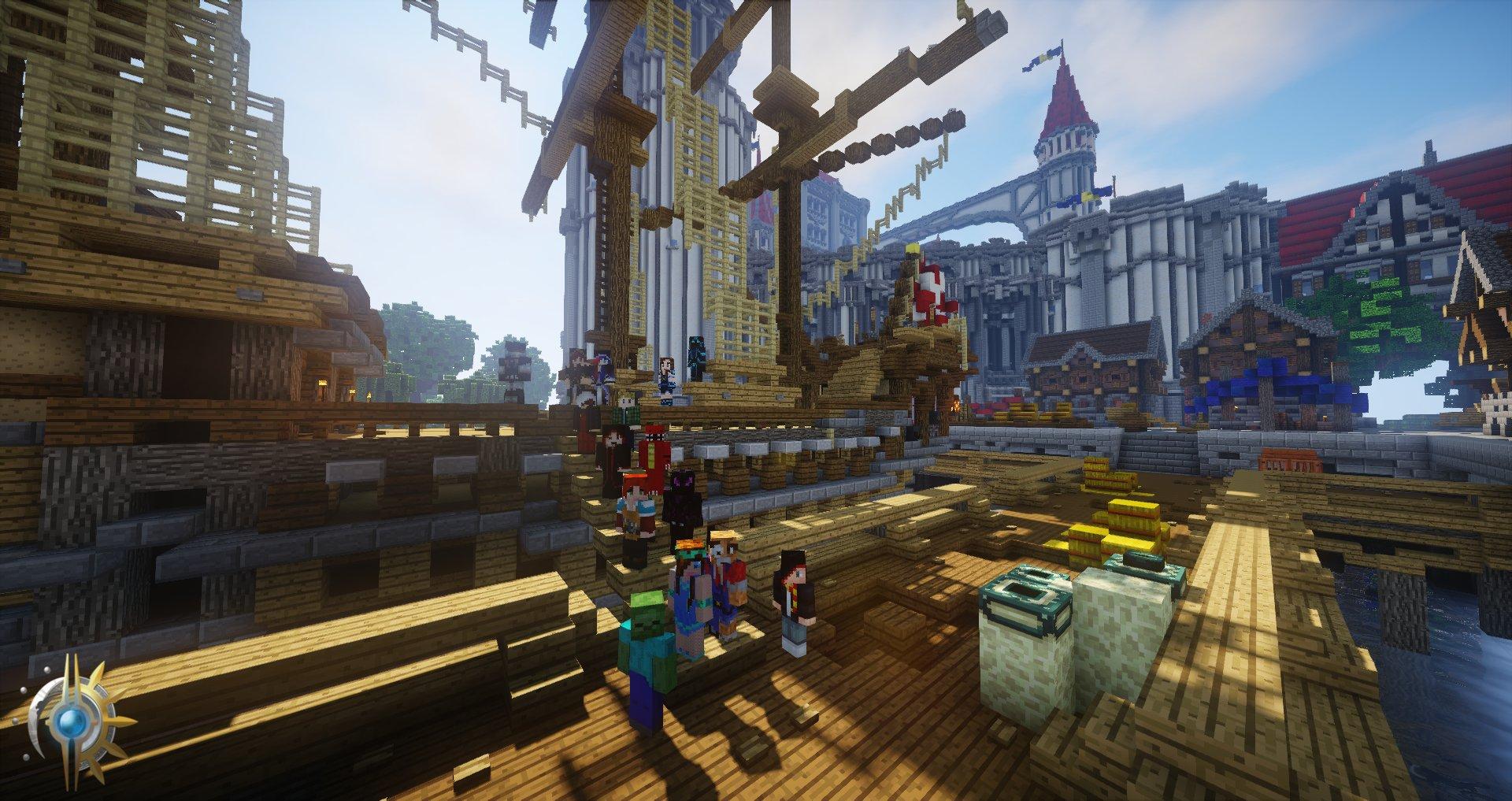 The Build Divine Build Team