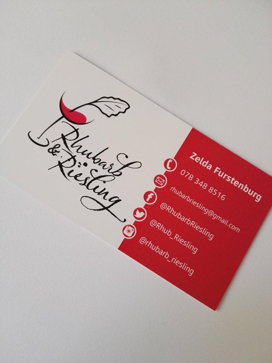 Rhubarb & Riesling on Twitter: \