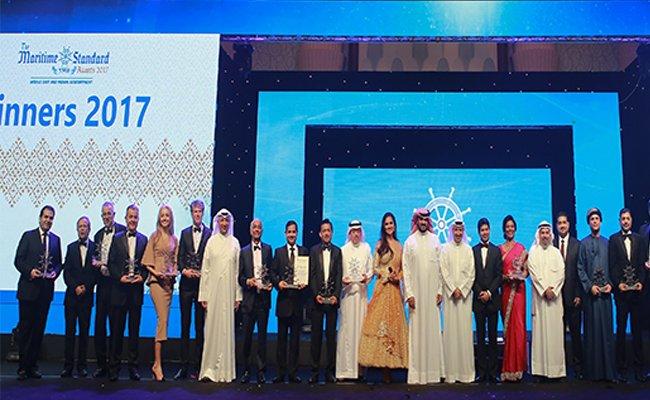 The Maritime Standard Awards showcase regional quality and achievement @TMSMaritimeNews #Dubai #Awards #Shipping  https://www. arabshippingnews.com/maritime-stand ard-awards-2/ &nbsp; … <br>http://pic.twitter.com/OOSSxbLF0N