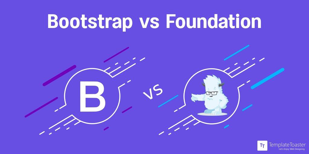 Bootstrap vs Foundation: Who Has An Upper Hand?  https:// goo.gl/ZBxMfQ  &nbsp;   #art #designthinking #tech #webdesign <br>http://pic.twitter.com/QTg6mXgH0v