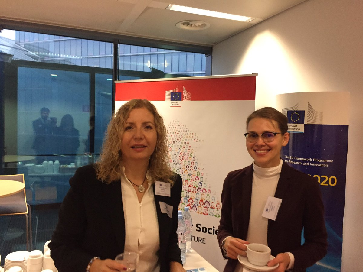 #TOOP and #SOCATEL about to start the #egov17 meeting #H2020 at the European Commission at Brussels @dafitsURV<br>http://pic.twitter.com/wWmAh0IYIT