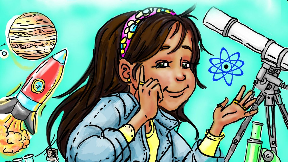 Check out Elara, STEM Girl: Children&#39;s book to inspire a love for #STEM by Kristin Ayyar on @Kickstarter  https:// buff.ly/2y0nEpT  &nbsp;  <br>http://pic.twitter.com/mFwLsUKDiX