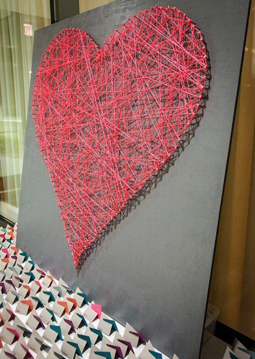Who knew string could make such gorgeous creations?!  http:// ow.ly/naTv308J6fg  &nbsp;   #Creativity #GetCreative #Eventprofs <br>http://pic.twitter.com/P7nIdksDov