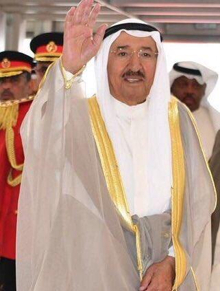 عاجل - سمو الأمير : الازمة الخليجية تحتم...