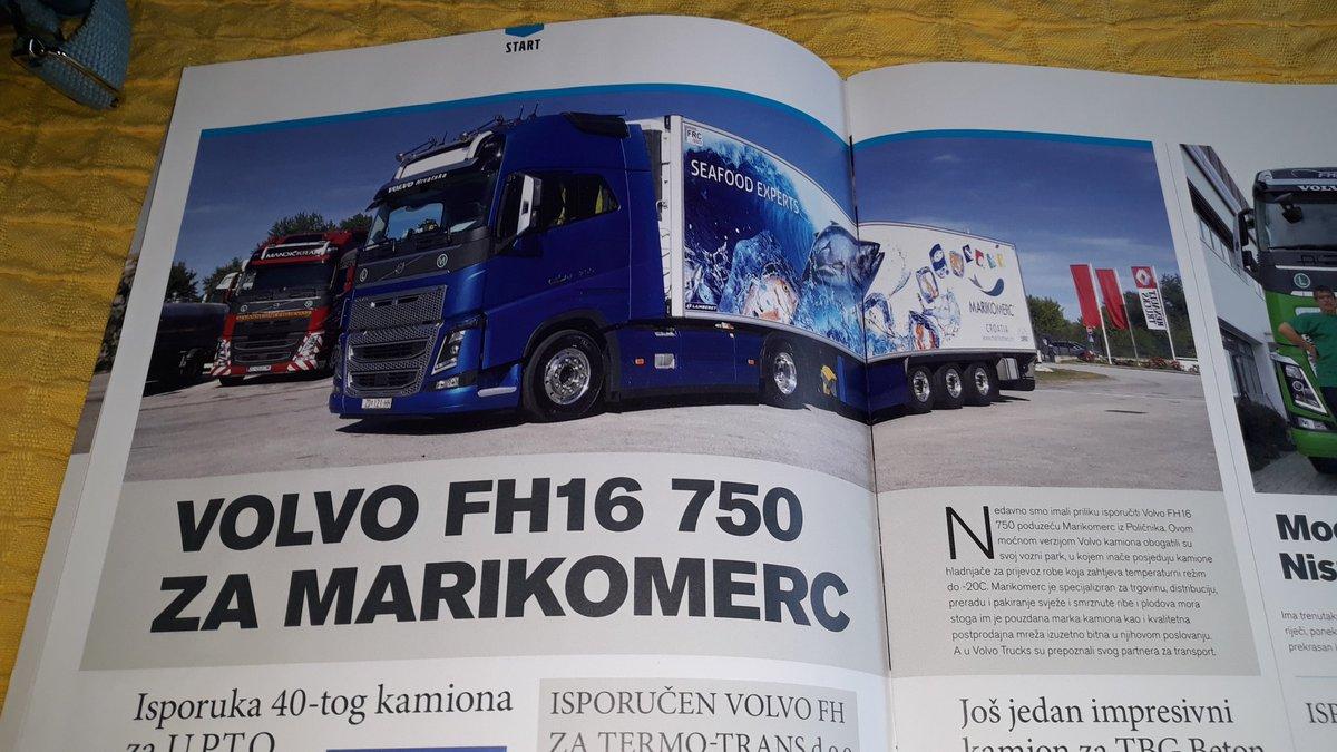 Wow thanks volvo trucks croatia