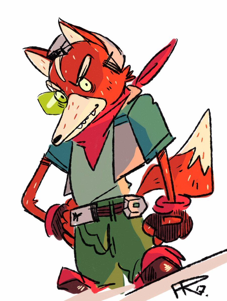 Doru Open Commissions On Twitter A Little Fox