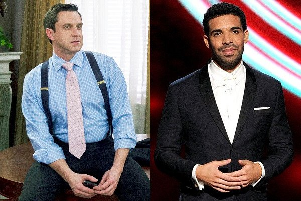 October 24: Happy Birthday Raul Esparza and Drake
