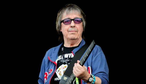 A Big BOSS Happy Birthday today to Bill Wyman from all of us at Boss Boss Radio!