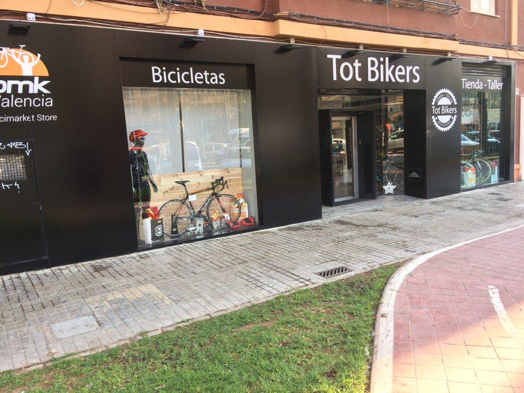 Distribuidores de Bicimarket en Valencia...