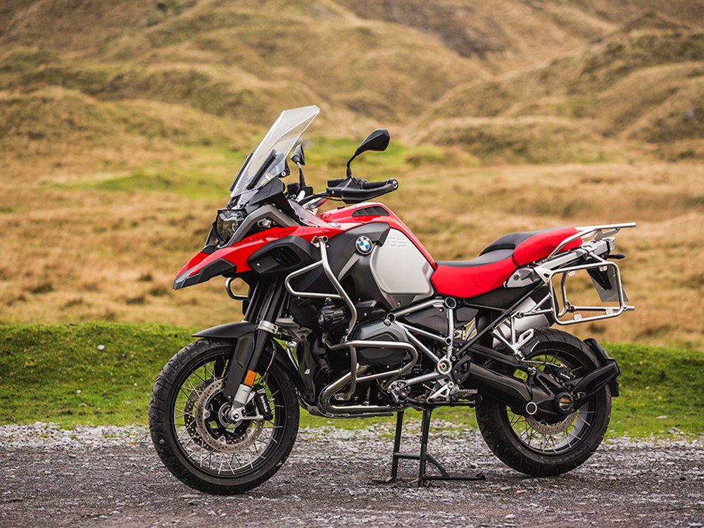 bmw motorrad uk on twitter here 39 s what mcnnews had to say about the 2018 gsa with tft screen. Black Bedroom Furniture Sets. Home Design Ideas
