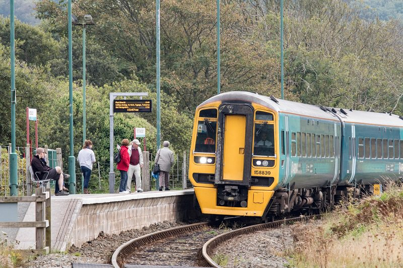 In #Cardiff today attending the @NetworkRailWAL supervisory board ensuring passengers are at the heart of rail services in Wales<br>http://pic.twitter.com/0TmwnFELXX