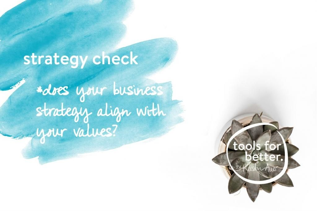 Does Your #BusinessStrategy Align With Your Values? Audit your business and wow your customers. - by Kerstin Auer  https:// buff.ly/2yKNdtZ  &nbsp;  <br>http://pic.twitter.com/YYU5ADhmc5