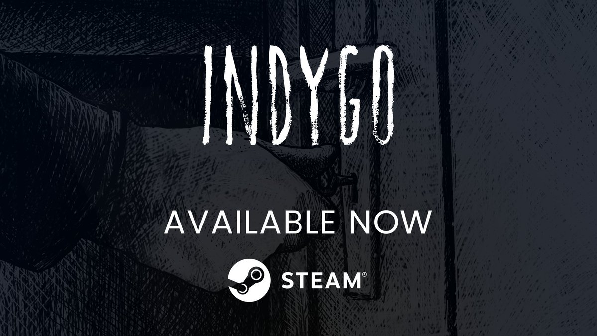 After 2 crazy years, #Indygo is #AvailableNow on #Steam! Let us know wha you think!#indiedev #gamedev #art #Released  http:// store.steampowered.com/app/702600/Ind yg/ &nbsp; … <br>http://pic.twitter.com/o2ubdzP48z