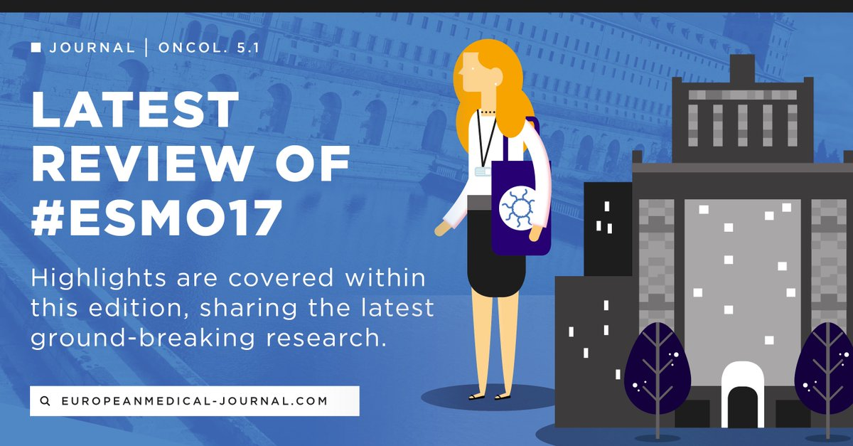 Couldn&#39;t attend #ESMO2017? #NoWorries we&#39;ve got you! EMJ #Oncology 5.1 contains a review of this year&#39;s congress!  http:// ow.ly/Vij830g5r0T  &nbsp;  <br>http://pic.twitter.com/hqYiBgklYI
