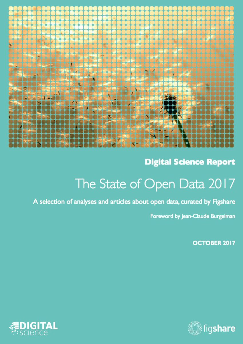 Our latest Podcast on @figshare&#39;s  #stateofopendata Report! Hear from @grace_baynes &amp; @MarkHahnel    http:// owl.li/nwjH30g5vzY  &nbsp;   #openaccessweek <br>http://pic.twitter.com/PAxC9esdNI