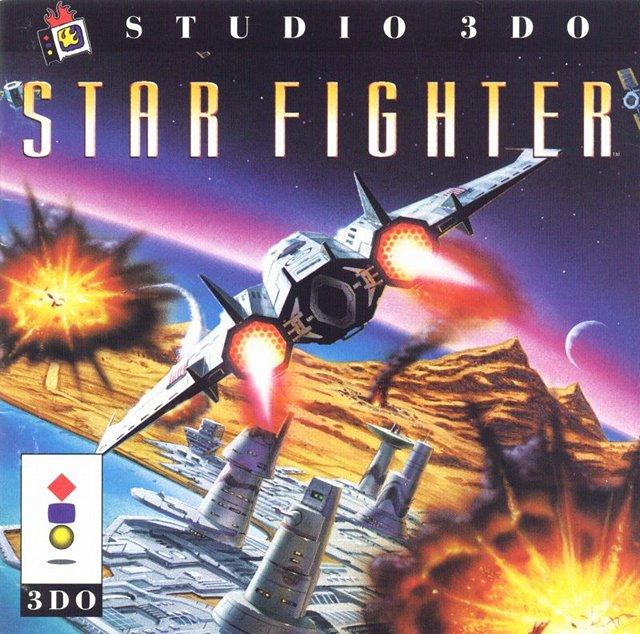 Gaming Memory!   Title: Star Fighter Publisher: Studio 3DO Platform: 3DO Year: 1996  #retrogaming #gamersunite <br>http://pic.twitter.com/7JS49BH4yR