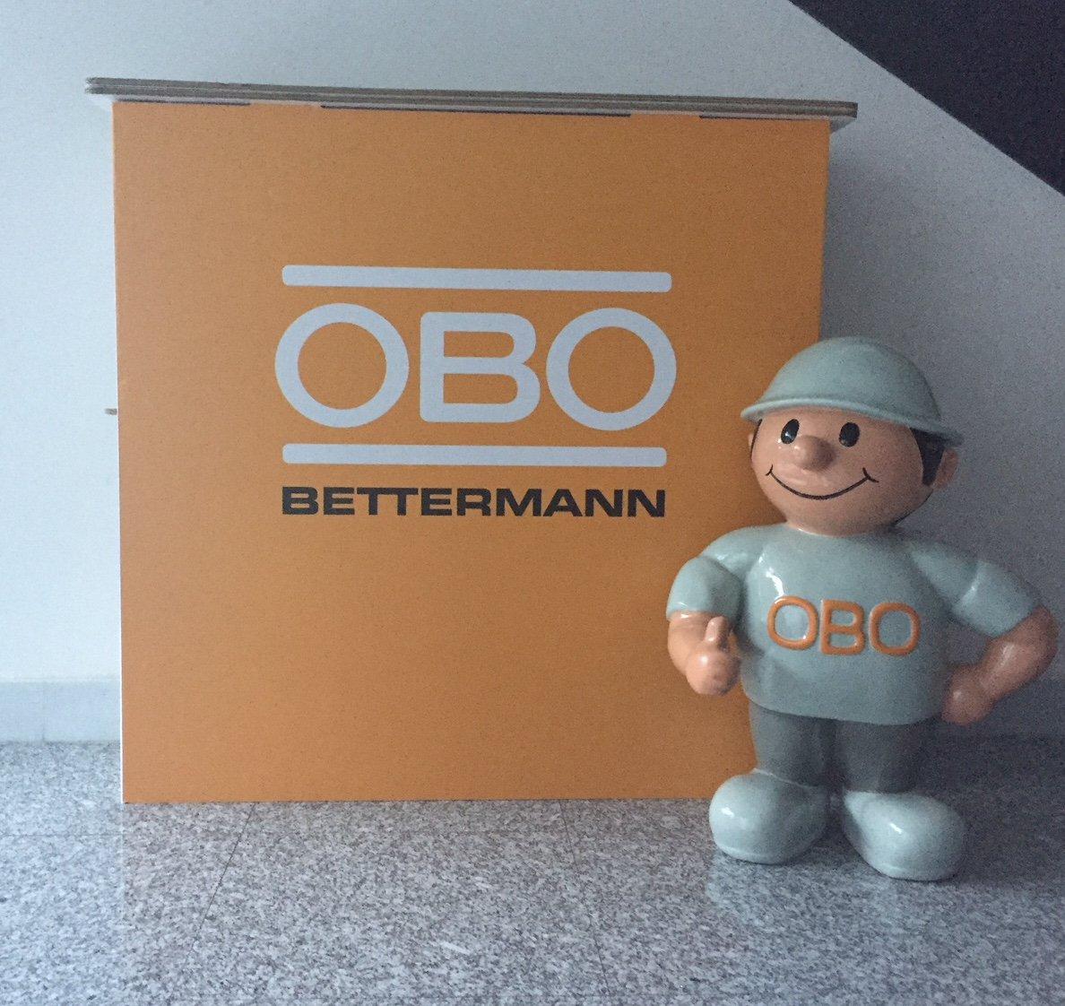 obo bettermann obo es twitter. Black Bedroom Furniture Sets. Home Design Ideas