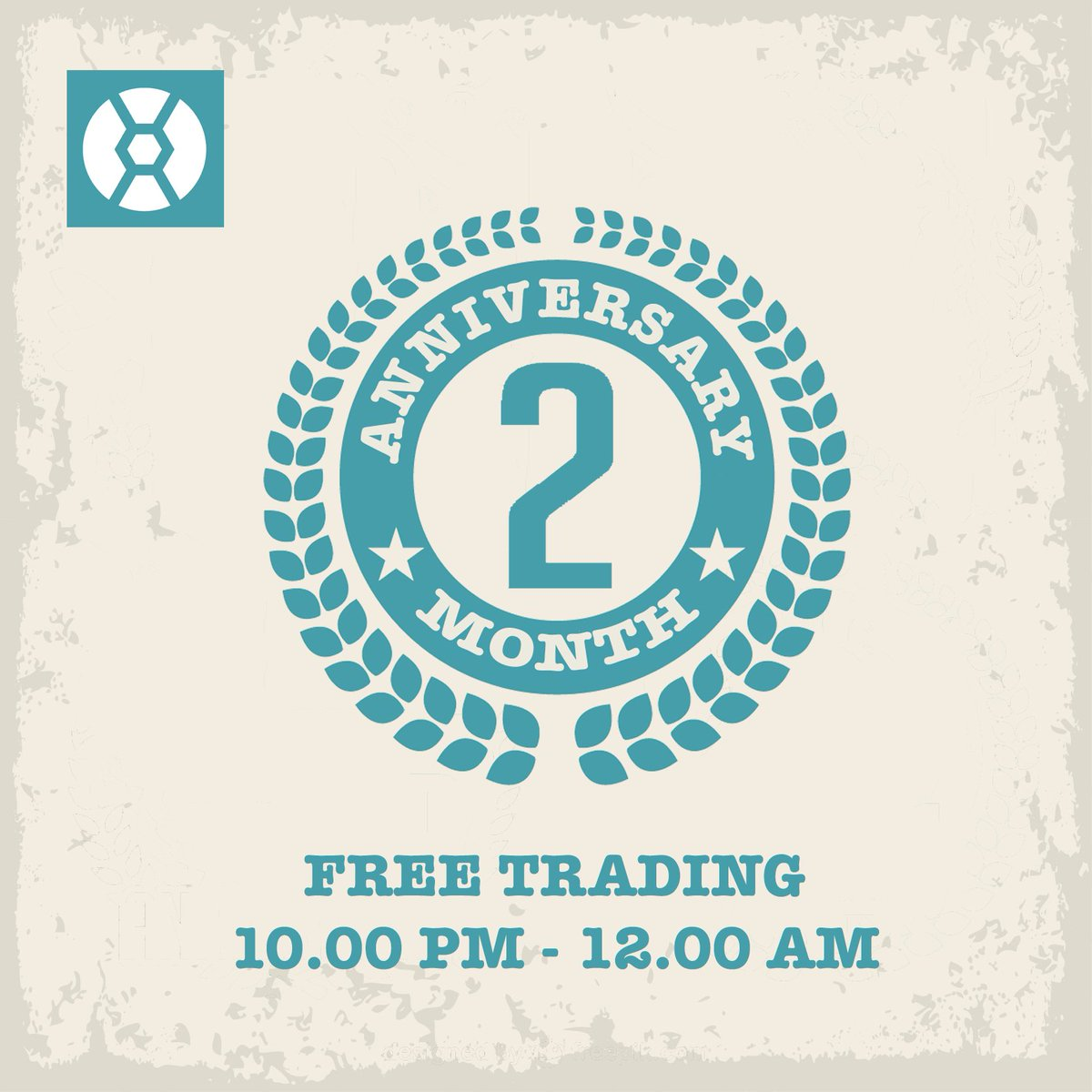 We&#39;re now 2 months old (launched on August 25, 2017)! Let&#39;s #celebrate with free #trades tonight! #bitcoin #ethereum #blockchain #crypto<br>http://pic.twitter.com/LxIrd9W93B