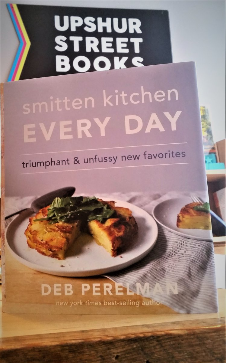 Upshur street books on twitter happy publication day to upshur street books on twitter happy publication day to smittenkitchen debs new book is full of easy beautiful recipes fit for one diner or a hungry forumfinder Image collections