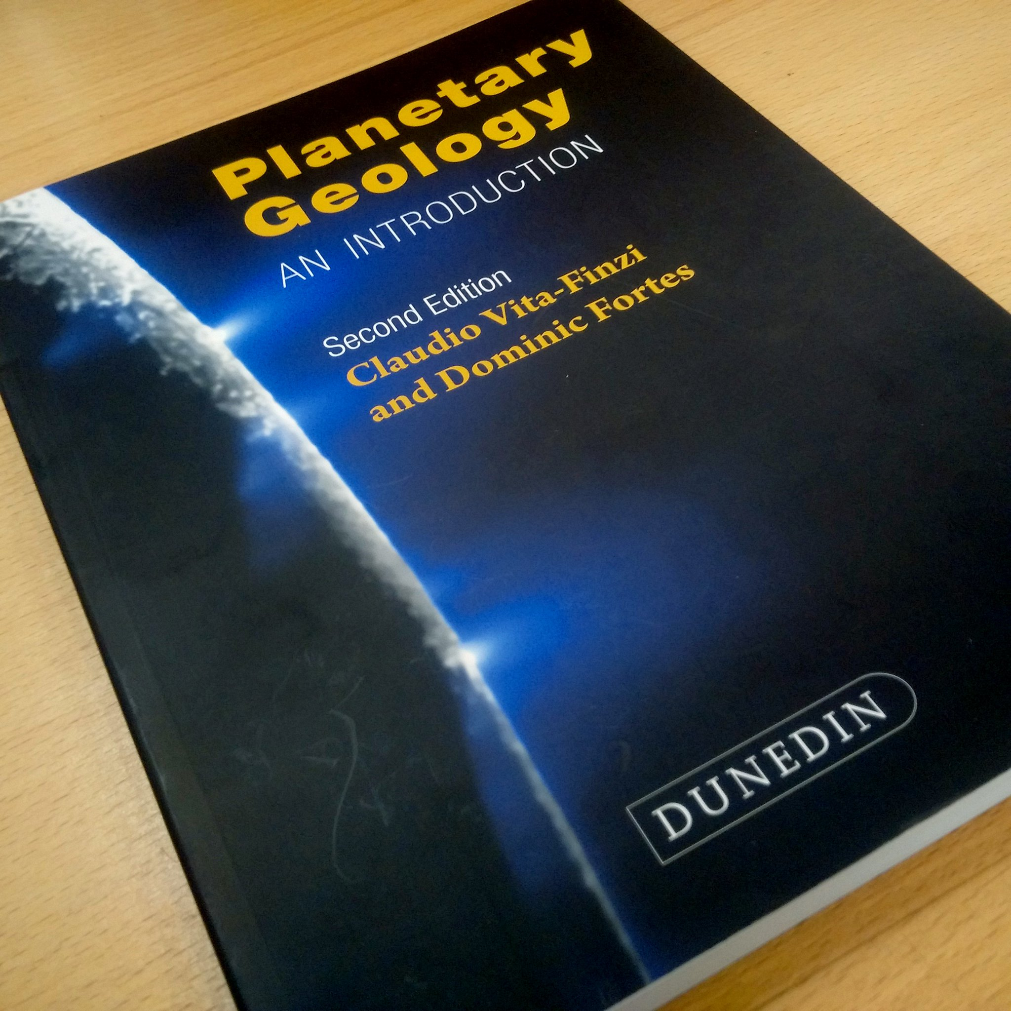 """BGS Geology Shop on Twitter: """"Did you catch #OrionidMeteorShower? Learn  about planetary geology in this book! On sale in Keyworth and London."""