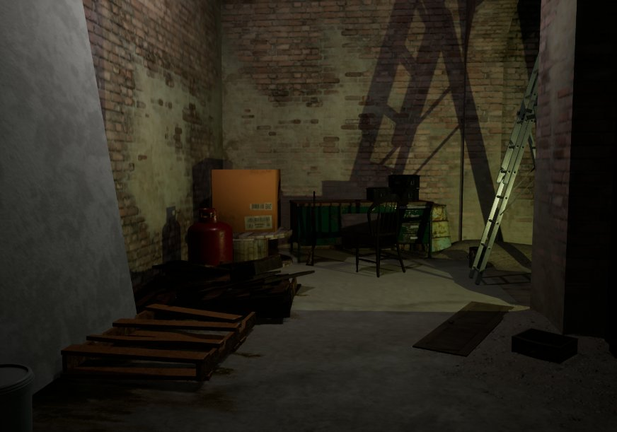 Bunch of props, soon to be seen in the level #3D #gamedev <br>http://pic.twitter.com/0bN8qB10yY