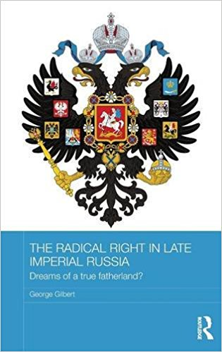 Big thanks @GeorgeGilbert ! Clear &amp; fascinating presentation yesterday @StAntsCollege @UniofOxford re the radical right in post-1905 #Russia <br>http://pic.twitter.com/F3RMvfQ7p5