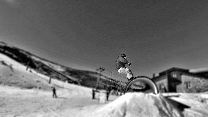 Cómo entrenar en Snowboard . Introducción de Diego Jaén para @nevasport [FORMACIÓN 🤓] ➡️https://t.co/k1Q1sxR4ns