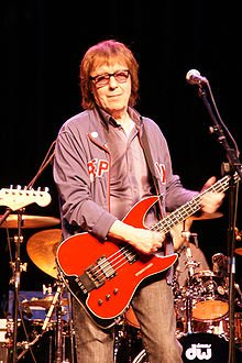 Happy Birthday Today 10/24 to former Rolling Stones Legendary bassist Bill Wyman. Rock ON!