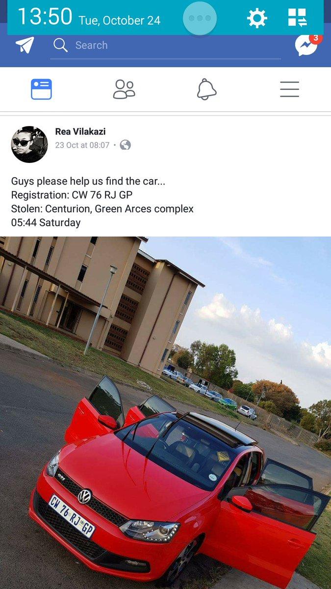 stolencar hashtag on Twitter