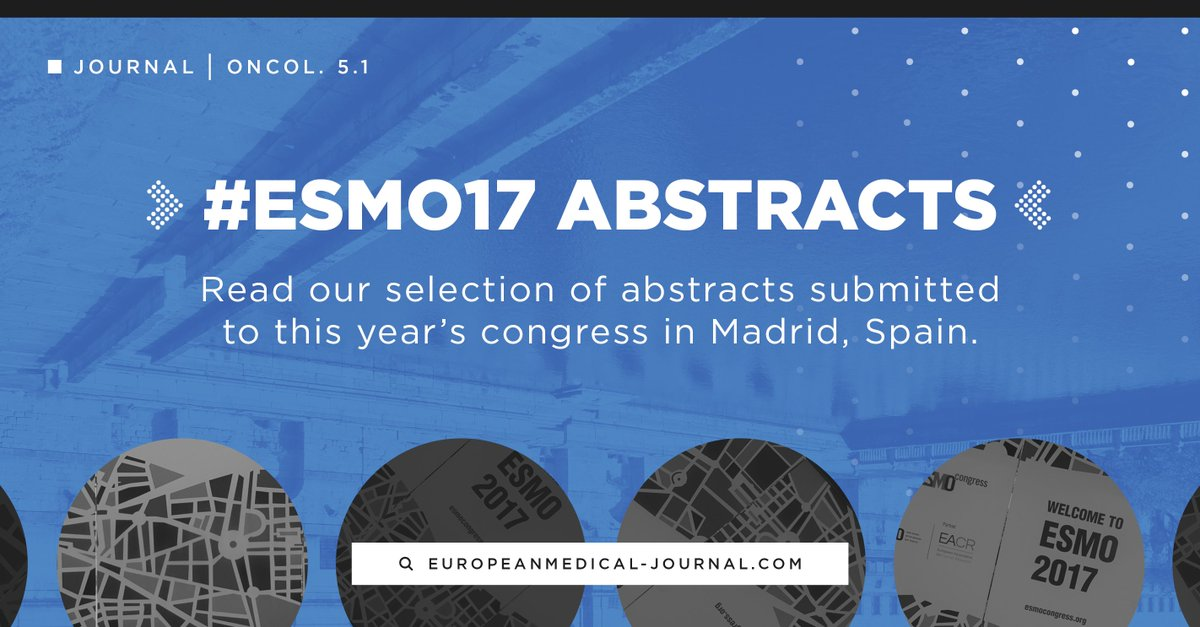 Fancy reading through some #ESMO2017 #abstracts with your lunch? You&#39;ve come to the right place!  http:// ow.ly/CwRo30g5rgZ  &nbsp;  <br>http://pic.twitter.com/nHrBkCenPl