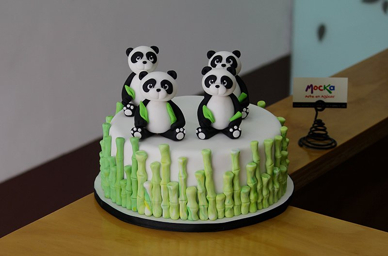 Mocka Pastelería On Twitter Torta Ositos Panda