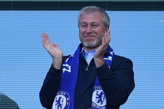 Happy birthday to the boss, Roman Abramovich!