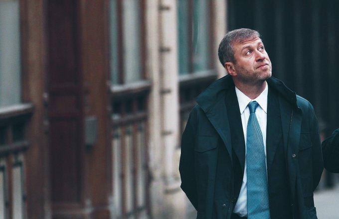 Happy 50th Birthday to Roman Abramovich. The Boss.