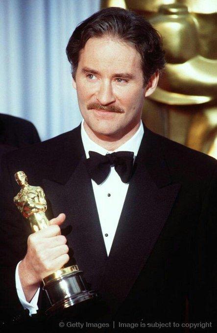 Happy Birthday, Kevin Kline, born October 24th, 1947, in St. Louis, Missouri.