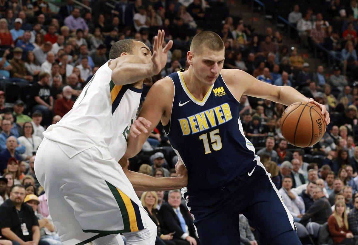 Basketball Reference On Twitter Last Night Was Nikola Jokic S 8th