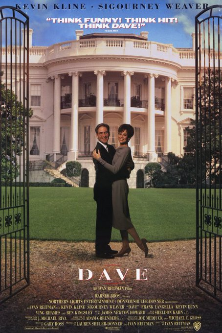 Happy birthday to the president we need right now, Bill Mitchell! I mean, Dave Kovac... I mean, Kevin Kline!