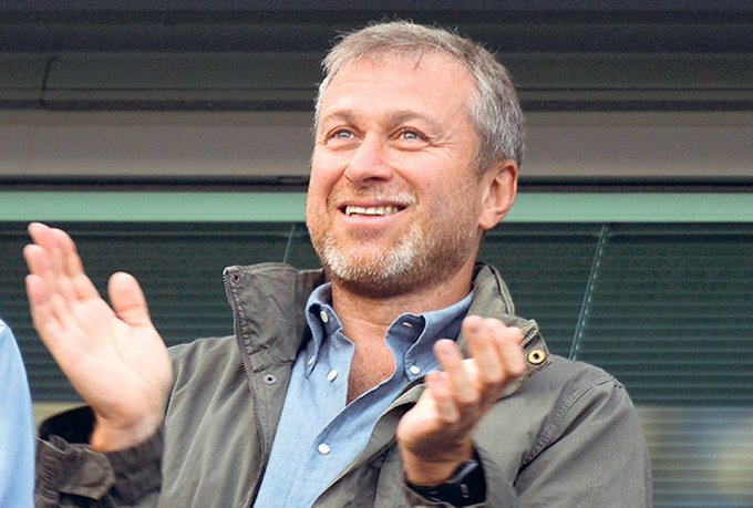 Happy Birthday to the Russian Oligarch and the owner of Chelsea, Billioniare Roman Abramovich.