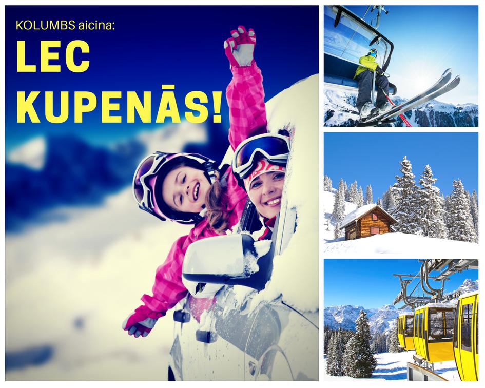 Vai slēpes un dēlis jau gatavībā? Lieliski slēpošanas ceļojumi par izdevīgām cenām!  Ceļojumus meklē te:https://t.co/ioIm8a3gyI https://t.co/sIFt2TJwrh