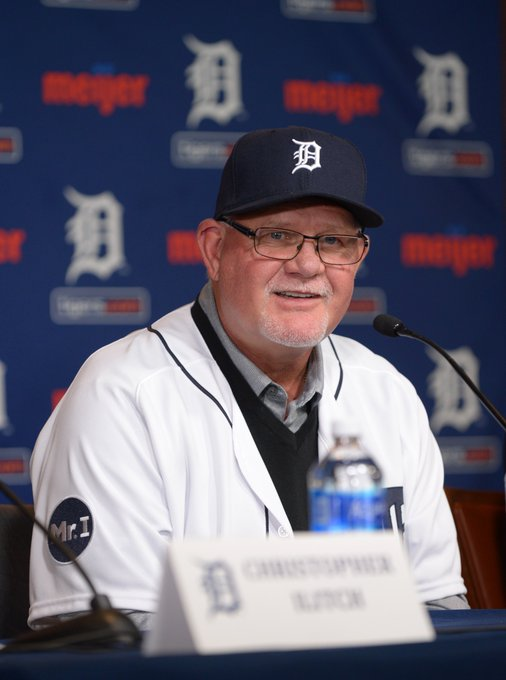 Happy Birthday to new Tigers manager Ron Gardenhire!