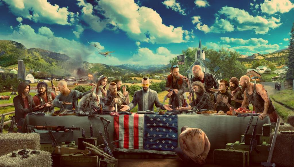 Far Cry 5 Hd Wallpaper: Zoniwallpapers (@zoniwallpapers)