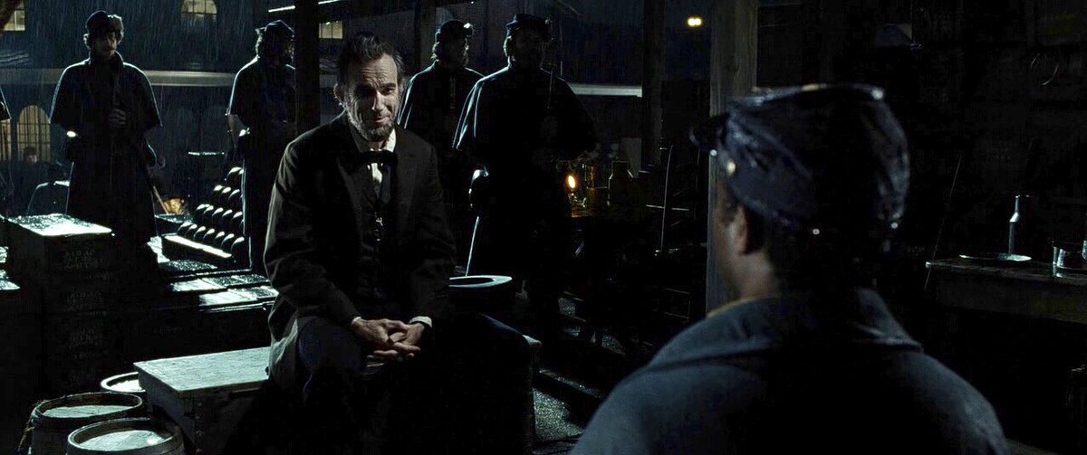 Cinematic Artistry On Twitter Lincoln 2012 Director Steven Spielberg Cinematographer Janusz Kaminski