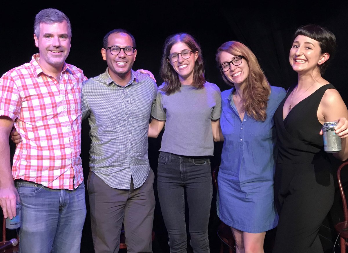 Check out last night's show with @SopanDeb @emmyblotnick @fatlise! Listen! Subscribe! itunes.apple.com/us/podcast/sop…